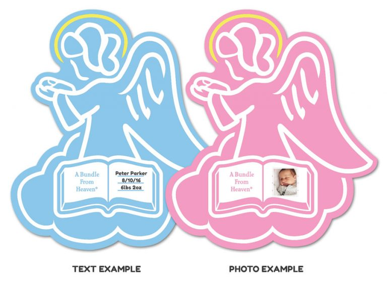 A Bundle From Heaven Guardian Angel Sign Examples